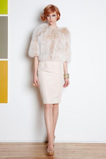 New York Fashion Week Fall 2012 - Barbara Tfank #nyfw