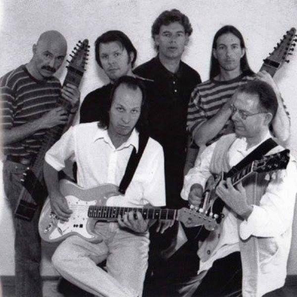 King Crimson--King Crimson--Adrian Belew, Tony Levin, Pat Mastelotto, Robert Fripp, Trey Gunn, Bill Bruford