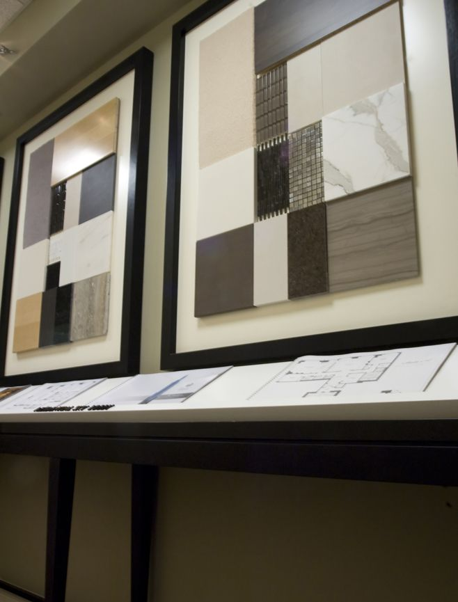 Trump Tower D Cor Sample Boards Custom Made And Installed In The Trump Sales Office Db