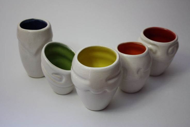 Animal inspired cups