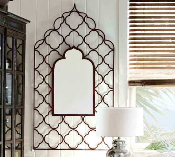 Maryam Moroccan Mirror | Pottery Barn