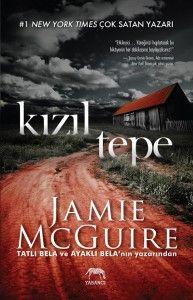 Jamie McGuire'in son kitabı Kızıl Tepe, heyecanı ve sürükleyiciliği başarıyla harmanlanmış bir kıyamet sonrası öyküsü. http://www.kayiprihtim.org/portal/2015/02/08/bir-kiyamet-sonrasi-hikayesi-kizil-tepe/