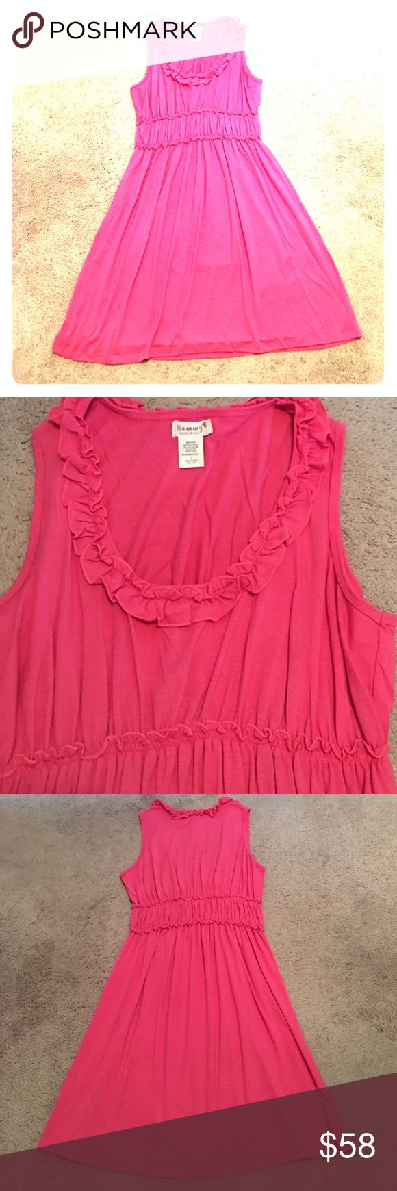 🌺SUMMER SALE🌺Nordstrom's pink summer dress From Sammy B by designers Sam and Max from Nordstrom this soft, comfortable, effortlessly cute and chic coral pink dress will be your go to summer staple! Excellent pre-loved condition! Nordstrom Dresses