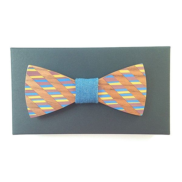 colour wood HOT SALE Formal Commercial Wooden Bow Tie Male Solid Color Marriage Bow Ties For Men Butterfly Cravat Wood Bow Tie
