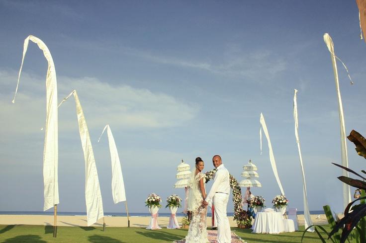Together, forever…wedding at Ayodya Resort, Nusa Dua - Bali, Indonesia