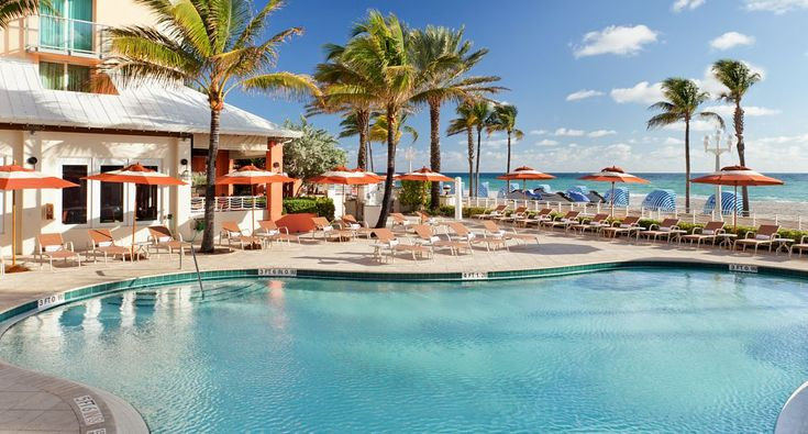 Welcome to our Hollywood Beach hotel on the Boardwalk. The Hollywood Beach Marriott is a boutique-style oceanfront hotel on Hollywood Beach with fabulous dining, private pools, and more.