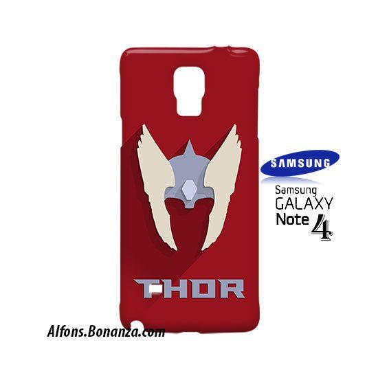Thor Superhero Samsung Galaxy Note 4 Case