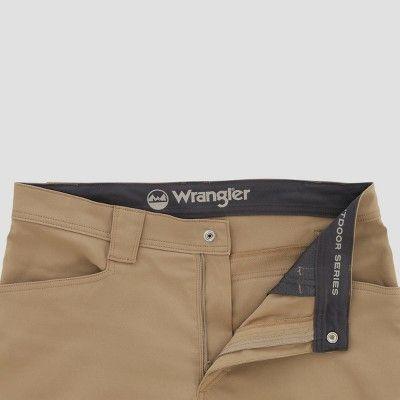 Wrangler Men's Outdoor Baxter Pants - Fawn 34x32