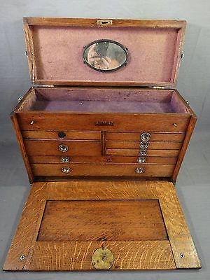 8 best Wooden Machinist Chests images on Pinterest | Canal
