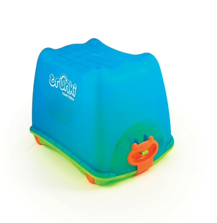 Trunki Toy Box Blue