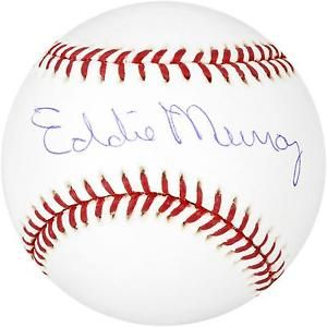 Eddie Murray Baltimore Orioles Autographed Baseball - | eBay
