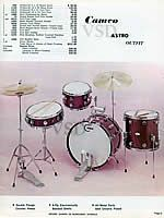 Vintage Snare Drums online Ludwig, Slingerland, Leedy, Camco, Gretsch, Sonor