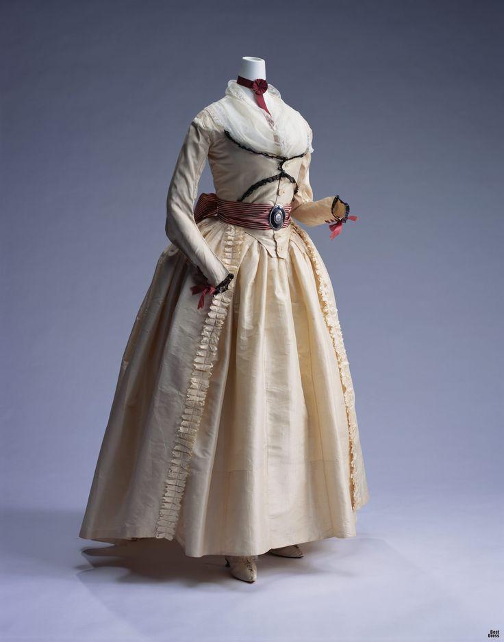 Платье французской революции