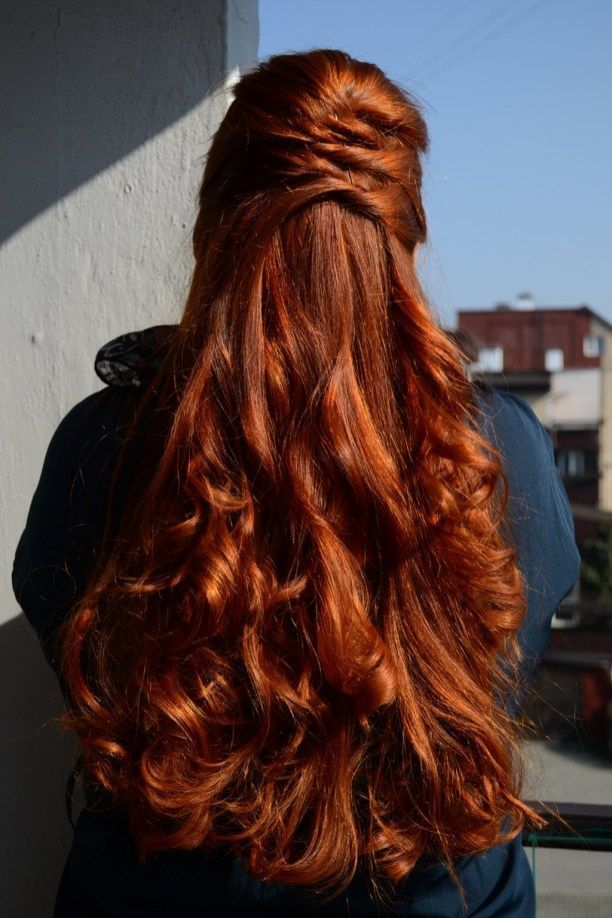 Newest Redheads Hairstyle Ideas01 Auburnhairstyleslong Hairstyle Ideas01 Newest Redhea Hair Styles Redhead Hairstyles Ginger Hair