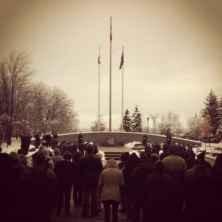 Memorial Day at Georgian College