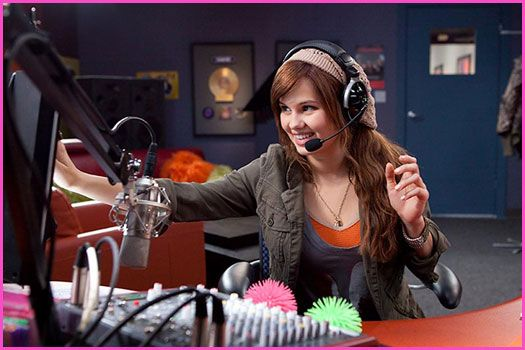 "Debby Ryan Talks About The Message In ""Radio Rebel"""