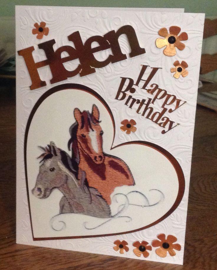 Horse lover birthday