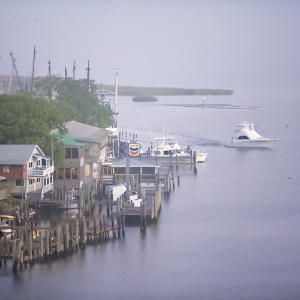 Apalachicola, Florida's Quiet Side.Just minutes west of St.George Island is a little jewel in the South that's a step back in time.