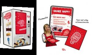 Share happy campaign