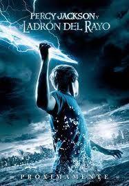 Percy Jackson 1: El ladrón del rayo - online 2010