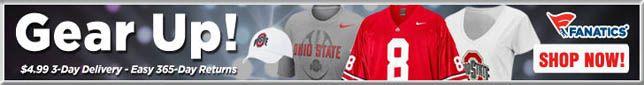 2014 Ohio State Buckeyes Football Schedule - OSU