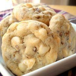 Cookies de laranja e chocolate branco @ allrecipes.com.br