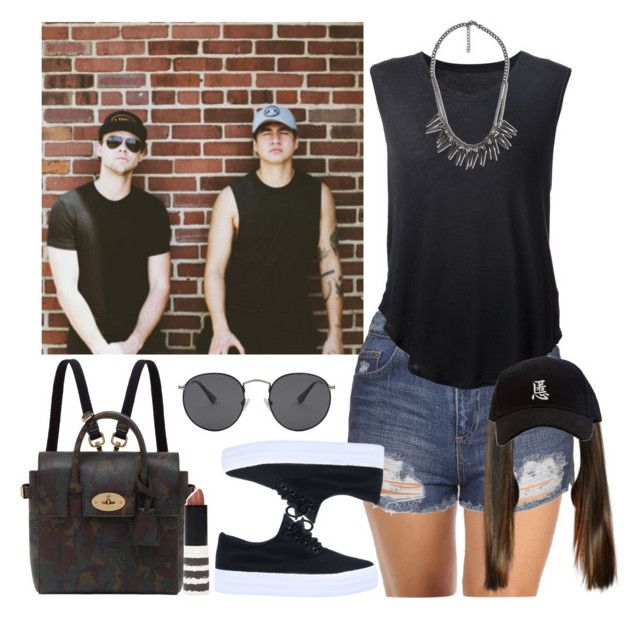 """""""Out with Ashton and Calum. -----> *Cynthia."""" by imaginegirlsdsos ❤ liked on Polyvore featuring Topshop, Fujifilm, Raquel Allegra, SELECTED, Casetify and Mulberry"""