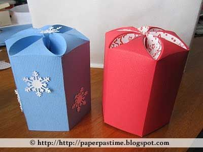 Free Printable Papercraft Templates | ... amazing printables, but these paper craft boxes take the cake