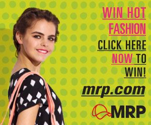 MRP Competition ONE YEAR of free fashion for you.