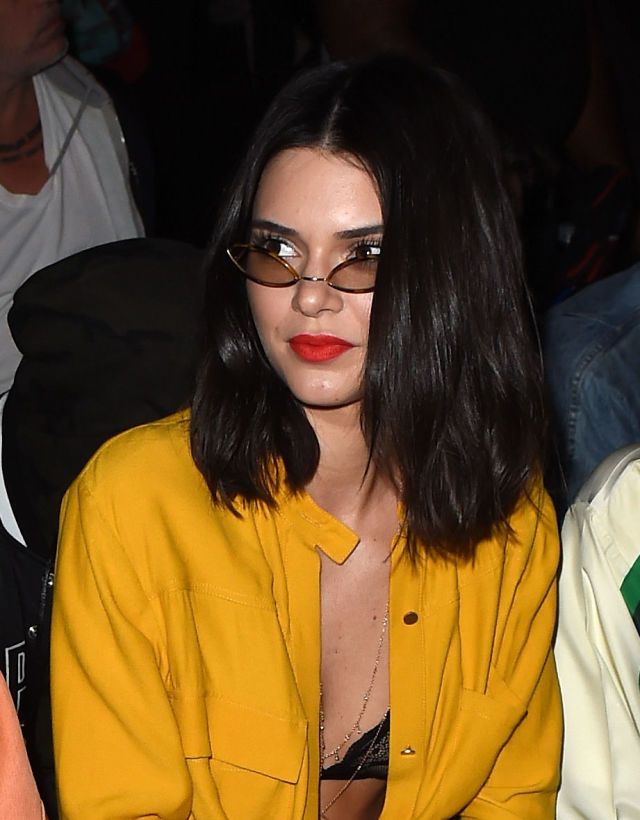 Kendall Jenner Debuts Her New Short Hair and It's *Freaking Gorgeous*