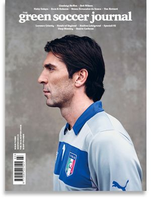 Love the new issue of the green, its the goalkeeper edition...