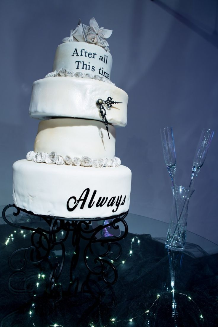 harry potter wedding theme harry potter wedding bands Harry Potter wedding cake