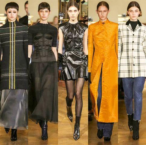 Semana de Moda de Paris começa com década de 80, alfaiataria e couro https://donaelegancia.wordpress.com/2017/03/05/semana-de-moda-de-paris-comeca-com-decada-de-80-alfaiataria-e-couro/