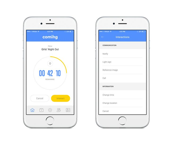 Comïng is a mobile app for meeting people easily. It has been raised from my necessity of meeting people in my daily life, specially here in Brazil (probably other countries too) where people are used to being late to appointments. Also, for those situati…