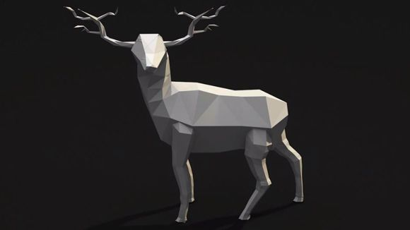 8 best lowpoly animals images on pinterest low poly