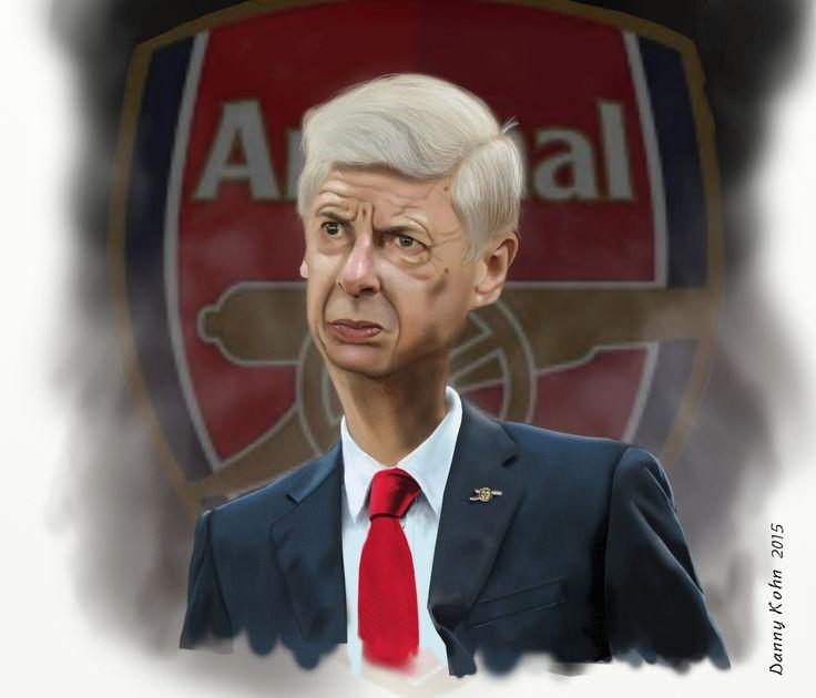 Arsène Wenger-Arsenal