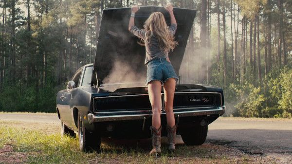 Amber Heard – Drive Angry (2011) 2013 - Drive Angry, People wallpapers, background images and pictures.