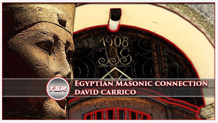 Egyptian Masonic connection, Freemasonry Exposed with David Carrico