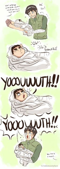 When Metal Lee was born Credit to: http://fav.me/dbiljmg