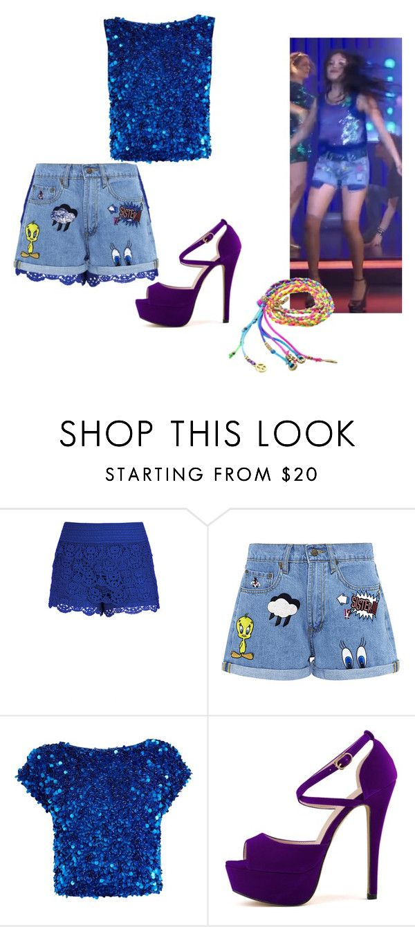 """soy luna"" by maria-look on Polyvore featuring City Chic, Paul & Joe Sister, Coast and plus size clothing"