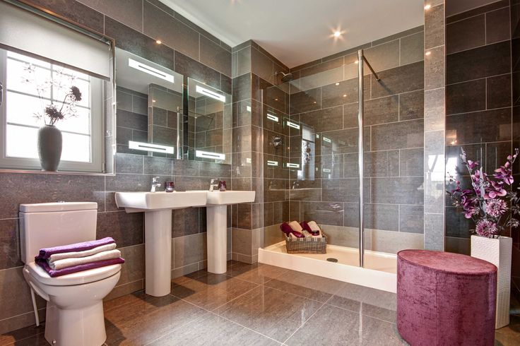 His & hers bathroom - luxurious living at Charles Church homes: http://bit.ly/1Dltrk1