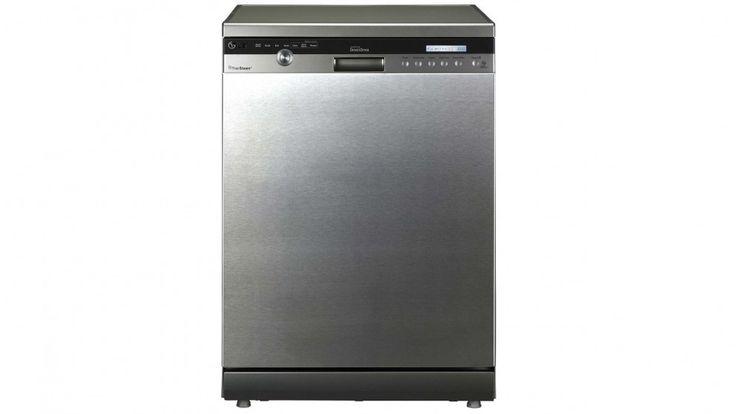 LG 14 Place True Steam Freestanding Dishwasher - Stainless Steel - Dishwashers - Appliances - Kitchen Appliances | Harvey Norman Australia