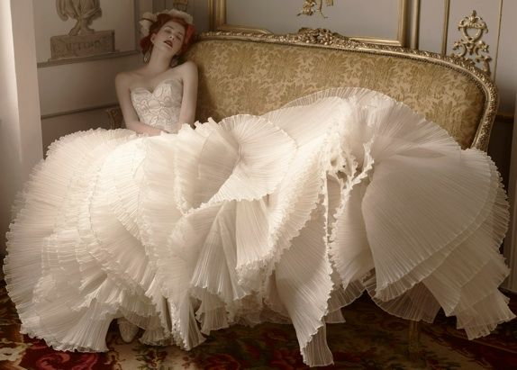 couture couture! LOVE.