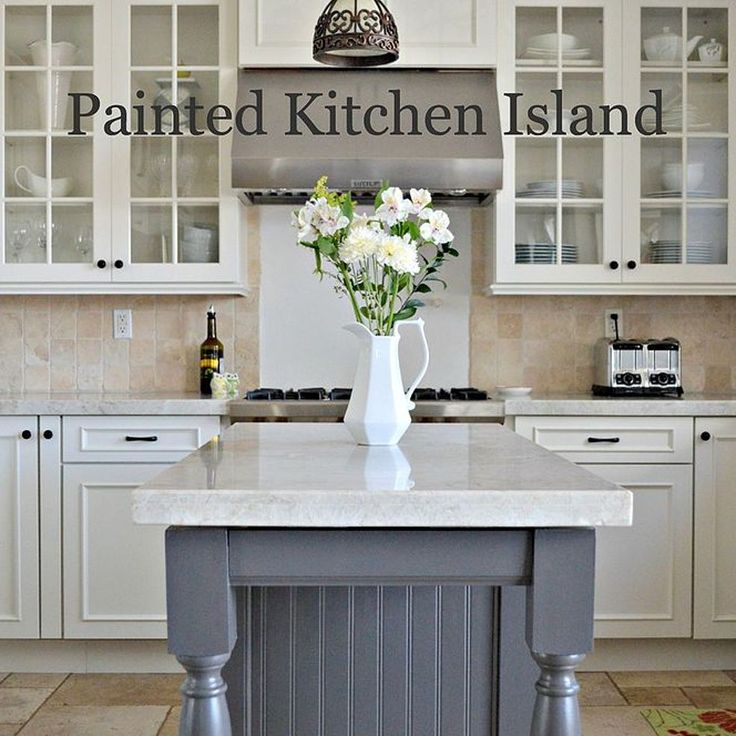 Kitchen Island Makeover Ideas: 1000+ Ideas About Kitchen Island Makeover On Pinterest