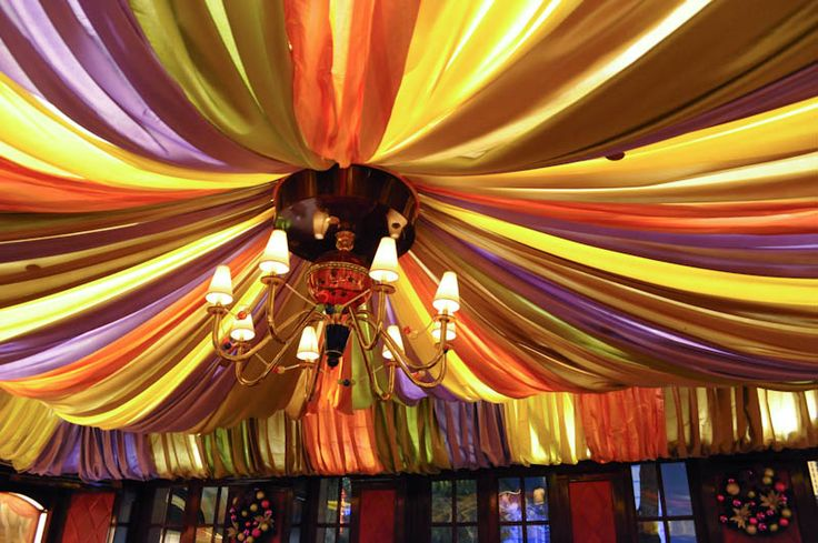 56 best cirque du soleil party ideas images on pinterest - Decoration theme cirque ...