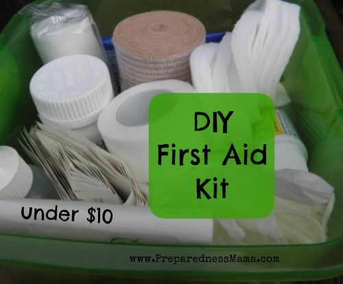 "How To Create A Frugal First Aid Kit  Homesteading  - The Homestead Survival .Com     ""Please Share This Pin"""