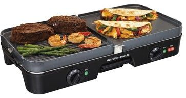 3 In 1 Grill And Griddle contemporary small kitchen appliances