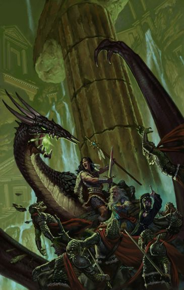 Dragonlance - Riverwind The Plainsman by StawickiArt on deviantART