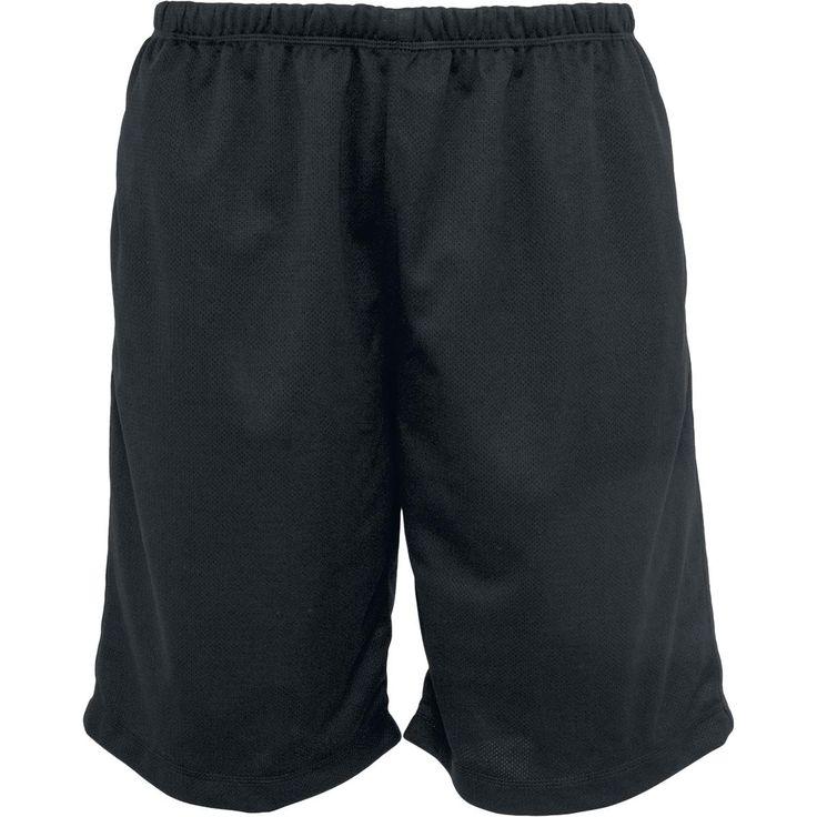 """""""Urban Classics"""" - """"Mesh Shorts""""  Basic Shorts mit 3/4 Länge, die zwischen Knie und Wade endet."""