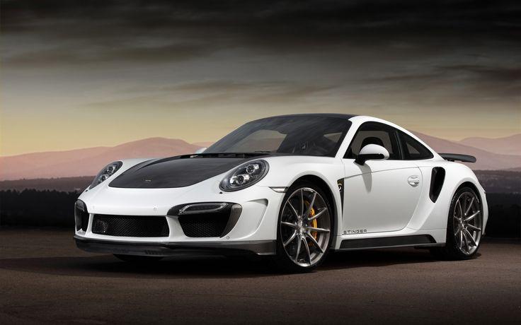 2015 TopCar Porsche 991 Turbo Stinger GTR Car - http://www.fullhdwpp.com/transportation/cars/2015-topcar-porsche-991-turbo-stinger-gtr-car/